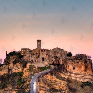 Civita di Bagnoregio, the dying city